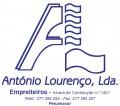 LOGO António Lourenço, Lda